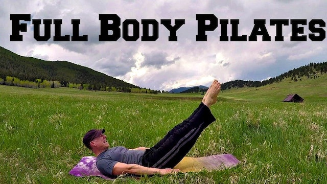 Full Body Pilates 20 Minute Workout Class