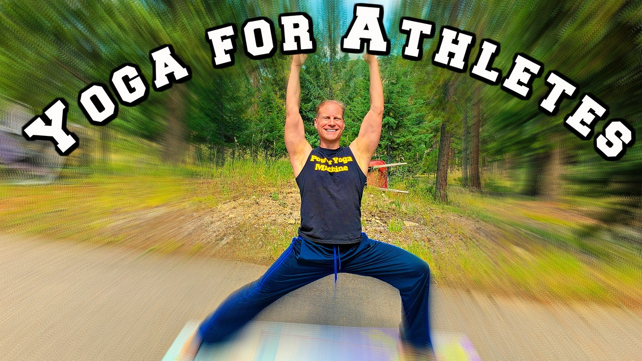 10 Day Yoga for Athletes Challenge