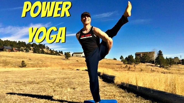 30 Min Full Power Yoga Workout