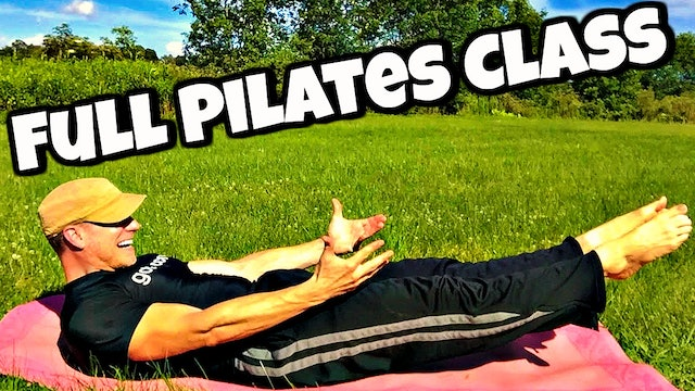 Pilates for Runners Complete Training