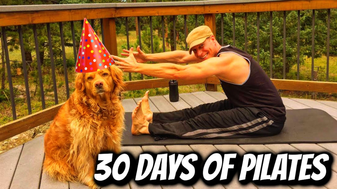 30 Days of Pilates Workouts