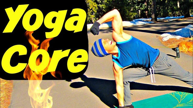 SERIOUS Yoga Core Experience in 14 minutes
