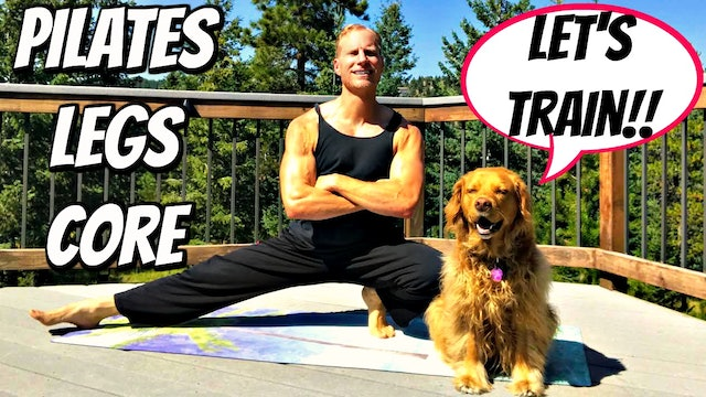SOLID Pilates Legs and Core Workout