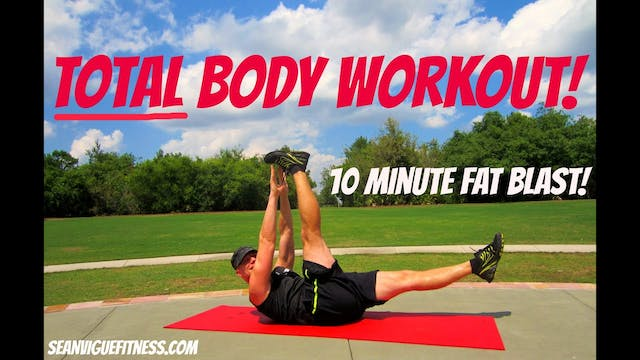 EXPLOSIVE Cardio Core Boot Camp Workout