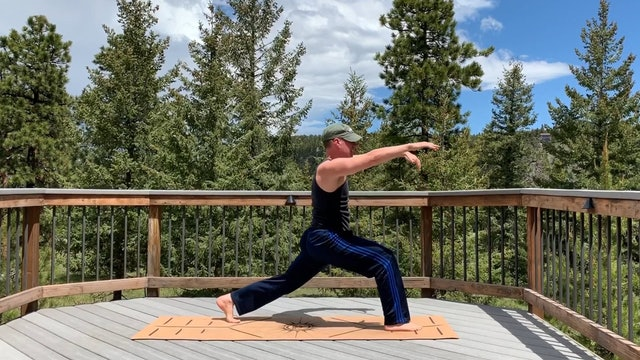 Day 7 - PURE STAMINA - 7 Day Power Yoga Endurance Challenge