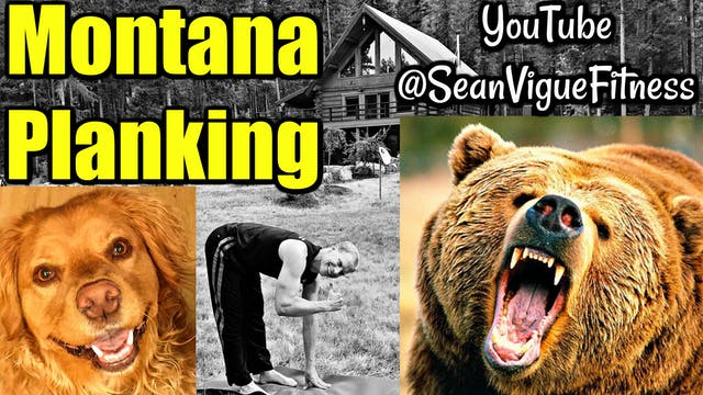 Montana Plank Workout - Grizzly Workout