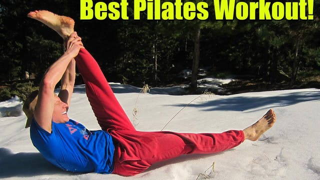 Vault Best Classic Pilates Core Total...