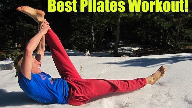 Vault Best Classic Pilates Core Total Body Workout - 30 minutes of Bodyweight BLISS!