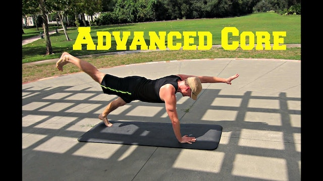 ADVANCED Pilates Core Workout