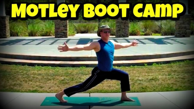 The Motley Boot Camp DVD Series