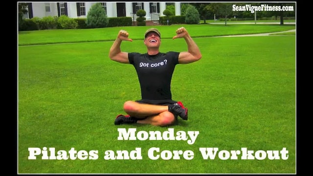 Monday: Pilates and Core Class