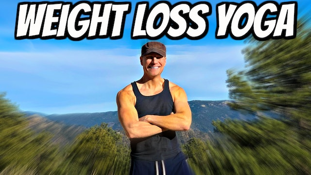 Yoga for Weight Loss - 12 Day Fitness Challenge
