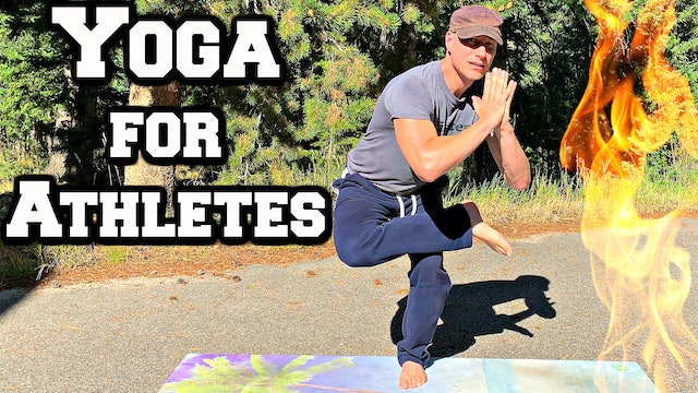 15 Minute Yoga for Athletes Workout