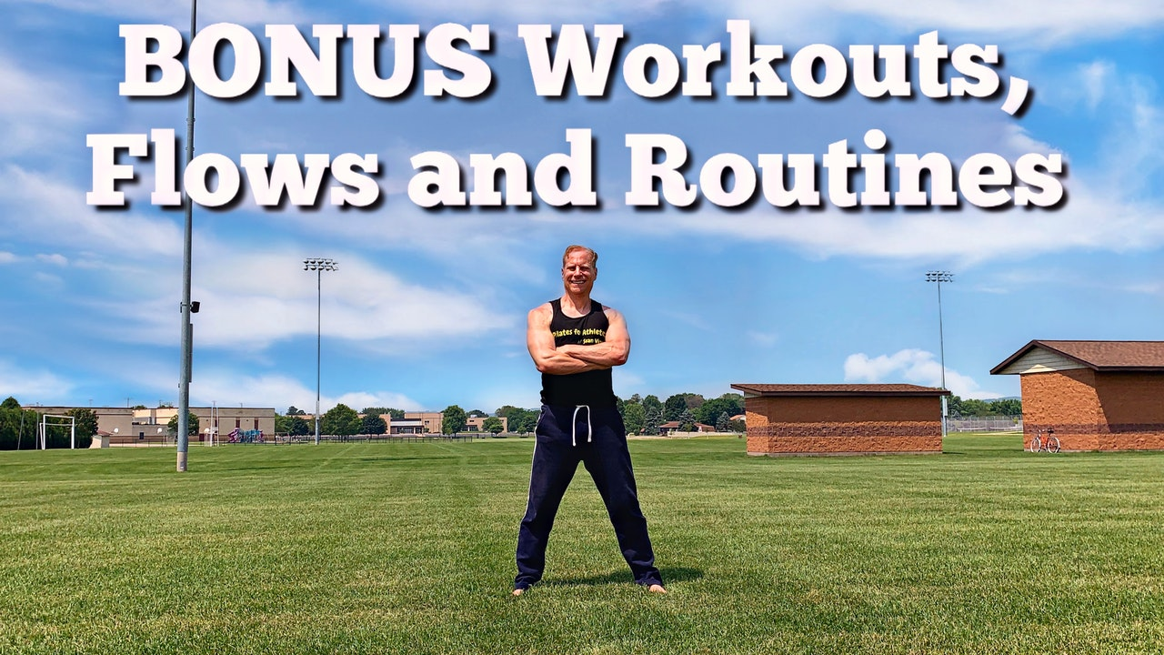 BONUS Short Workout Clips - Hundreds of Routines