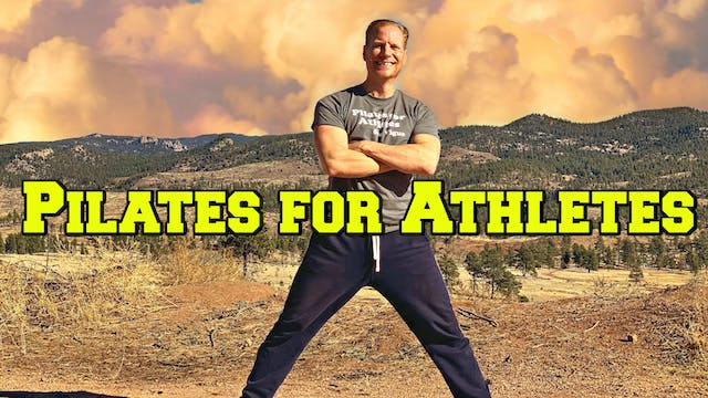 5 day Pilates for Athletes Challenge