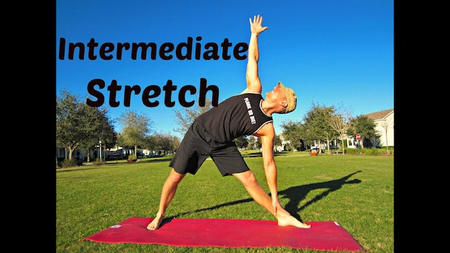 Intermediate Stretching & Flexibility Routine | Part 2 of 3