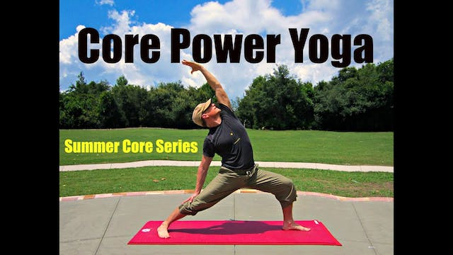 Core Power Yoga Summer Beach Body Wor...