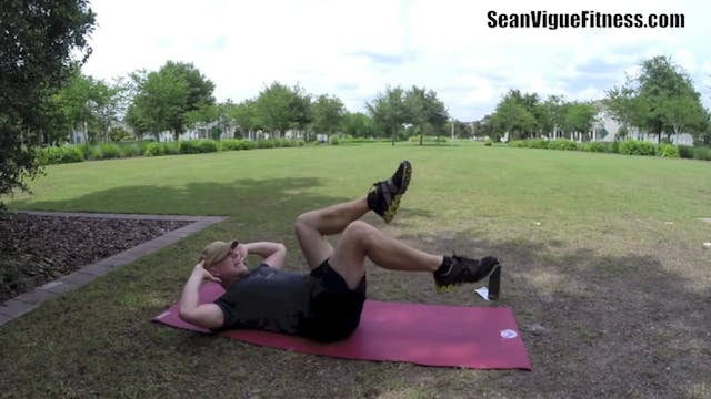 Sean Vigue's CRAZY 70 Min Power Yoga,...