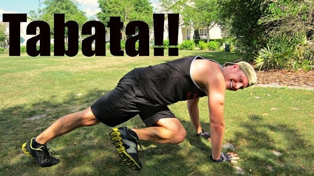 Fat Blasting TABATA Workout