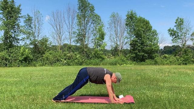 Non-Stop Dynamic Yoga for Athletes Workout