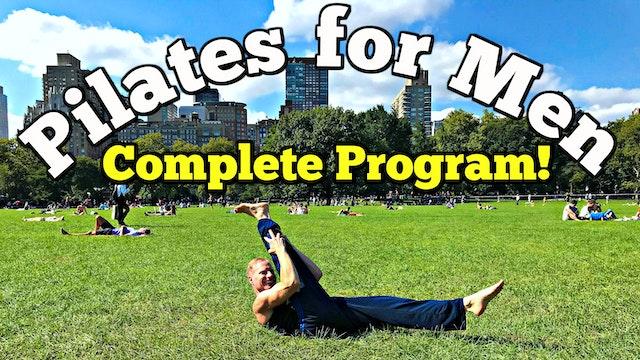 Pilates for Men - COMPLETE Program!