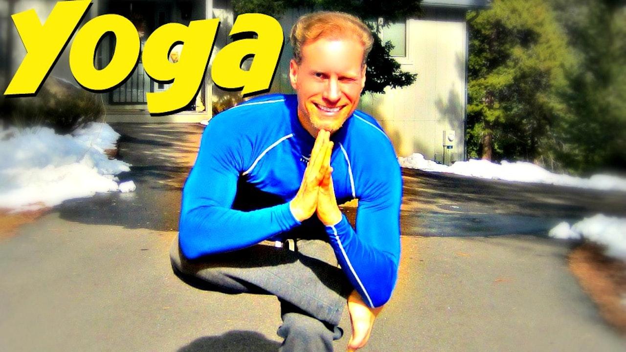 Sean's Vault Yoga Workouts
