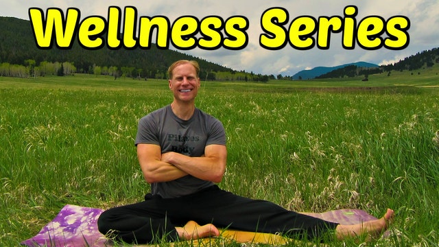 Sean's Wellness Pack for Healing and Restoring - 10 classes