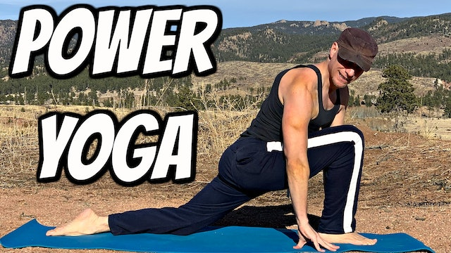 Power Yoga Workout - 12 Day Fitness Challenge