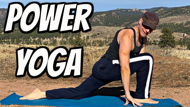 Power Yoga Workout - 12 Day Fitness C...