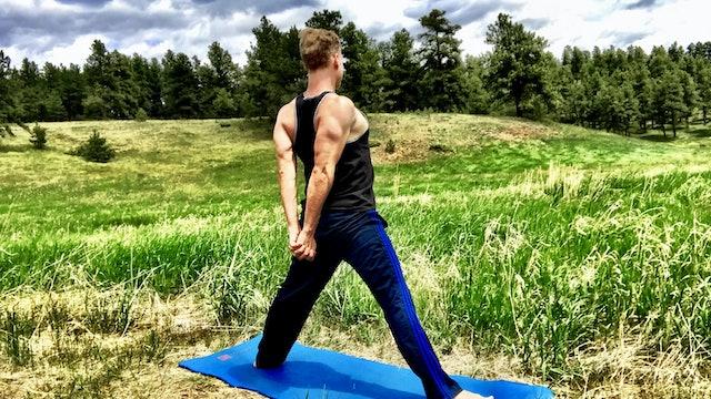 Vault: Sean's Favorite Power Yoga Flow (part 1 of 2)