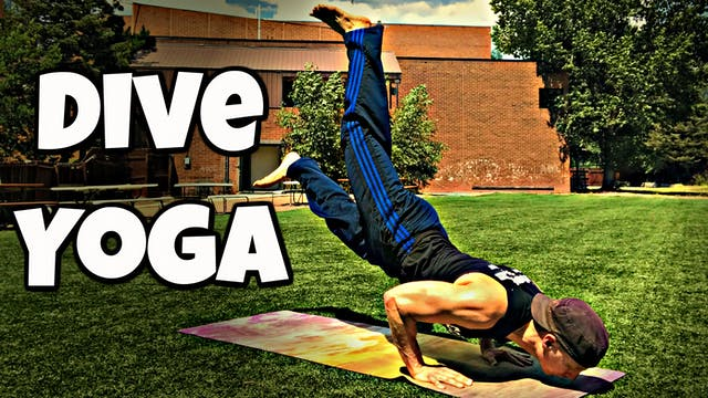 Power Yoga Non Stop - Diving Yoga Flow