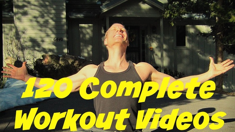 "Every Single Full Length Workout Video (169 in total) from ""Sean's Vault"" plus a few Extras!"