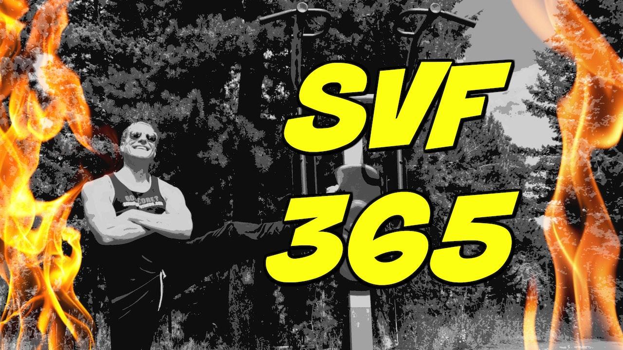 SVF 365 COMPLETE 30 Day Workout Program