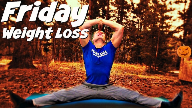 Day 5 - Yoga for Weight Loss - 7 Day Power Yoga Challenge