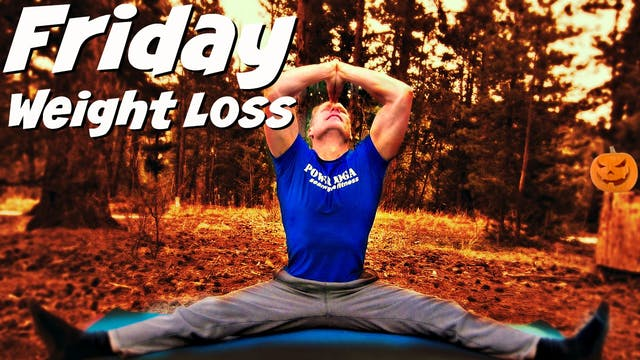 Day 5 - Yoga for Weight Loss - 7 Day ...