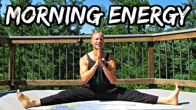 7 Days of Morning Energy Classes
