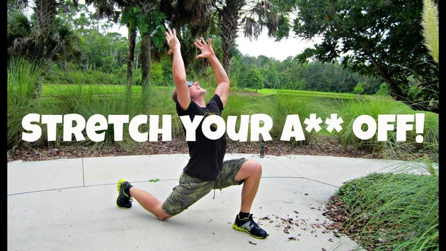 Stretch your Ass off Beginner Routine