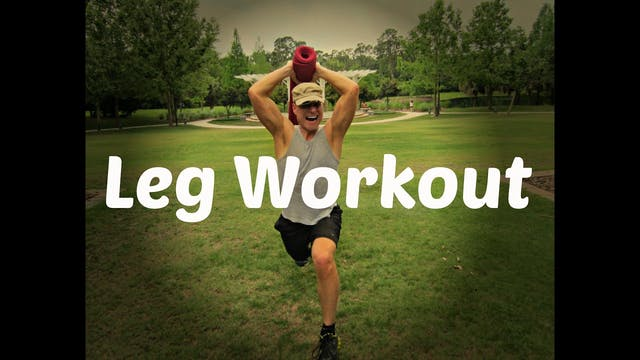 Pilates Butt and Leg Workout