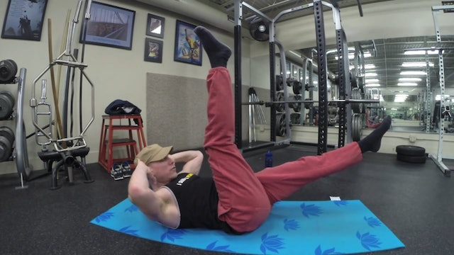 EXTREME Abs Destroyer Workout