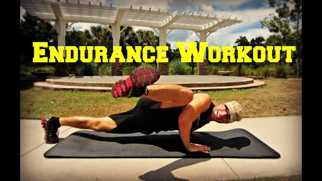 Endurance Core Training for Athletes - part 3 of 3