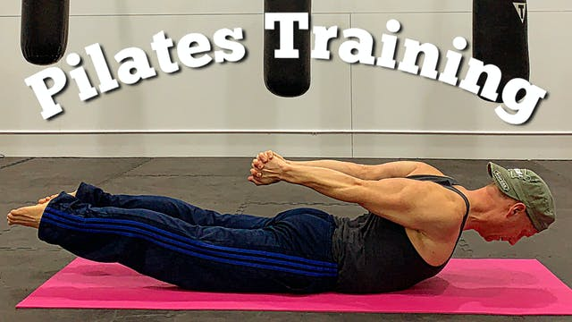 Power Pilates Training for Conditioning