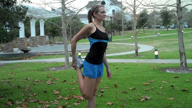 Yoga for the Runner - Post Run Stretch
