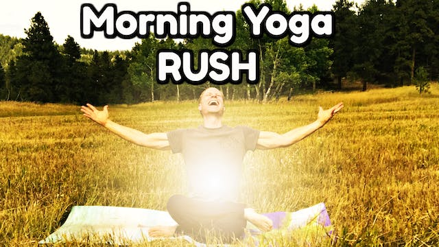 Vault: Morning Energy Rush Stretch Ro...