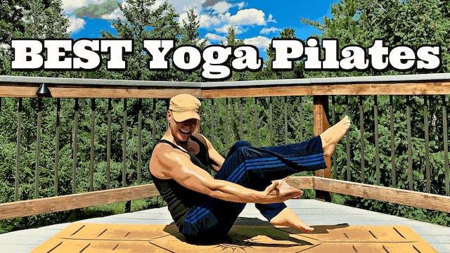 Vault: BEST Yoga Pilates Workout Class
