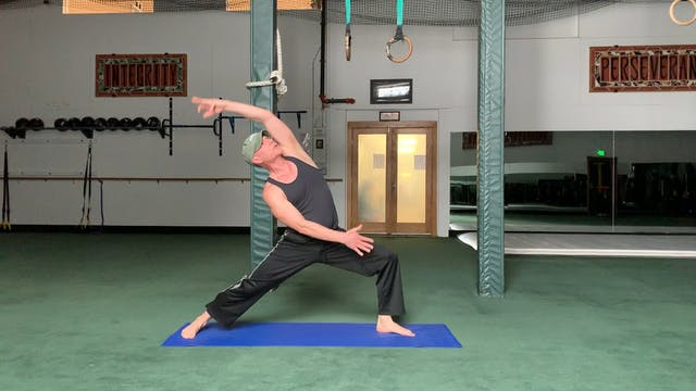 Warrior Yoga Flow