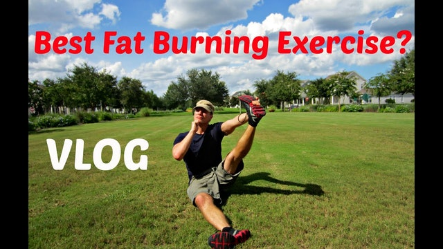 What's the BEST Fat Burning Exercise? 2nd Best?