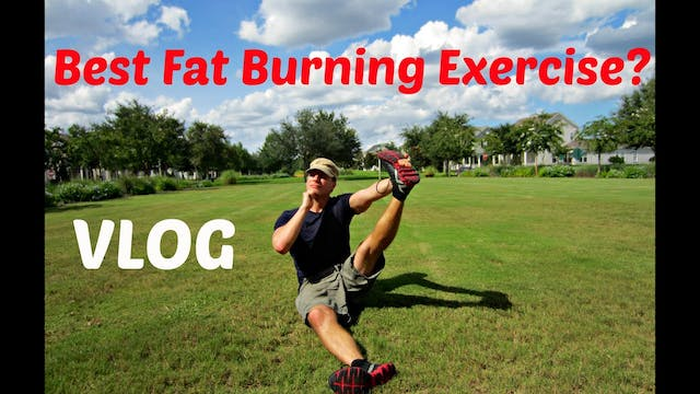 What's the BEST Fat Burning Exercise?...
