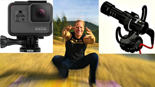 GoPro 5 Mic vs. Rode Mic - Which is Better? Sound Comparison Test
