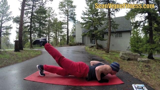 4 Min Power Yoga ENDURANCE Challenge