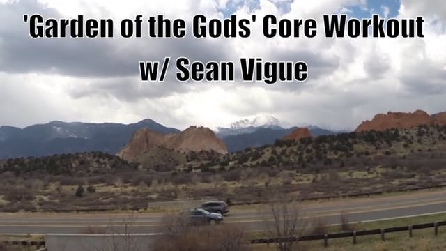 EPIC Garden of the Gods 4 Minute Core...